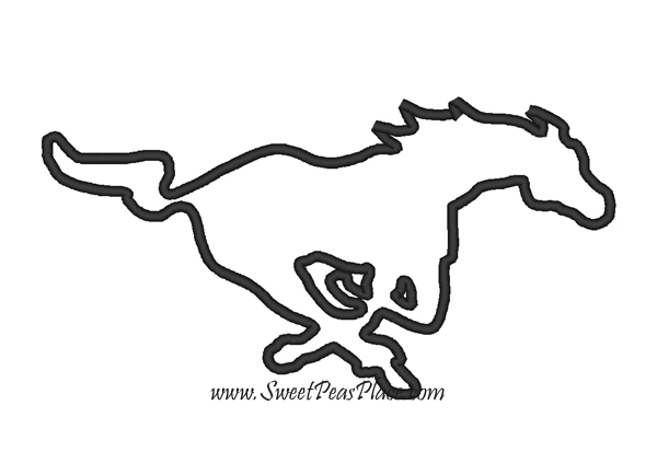 CUSTOM HORSE EMBROIDERY DESIGNS